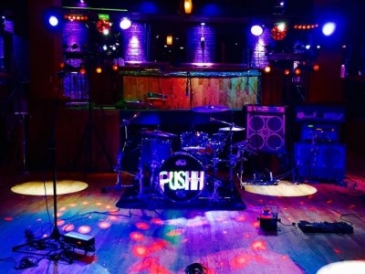 PUSHH - Function / Party Band