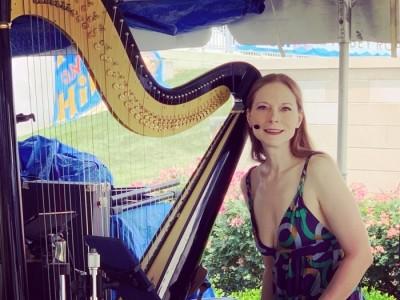 Erin Hill - Harpist & Singer - Harpist