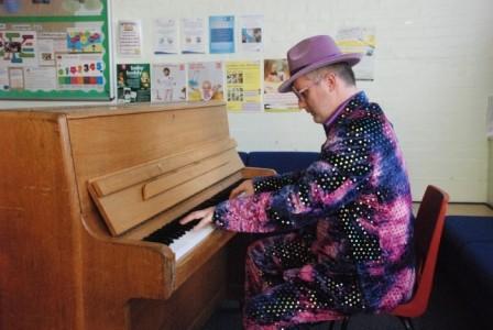 Ian Paul - Pianist / Keyboardist