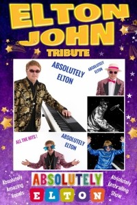 Absolutely Elton - Elton John Tribute Act