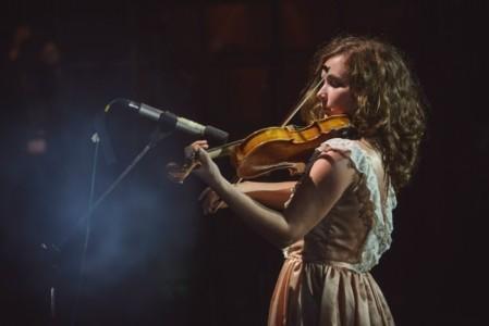 Ganna - Violinist