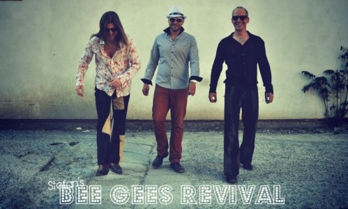 Stefan's Bee Gees Revival - 70s Tribute Band