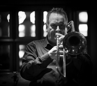 George Guerrette - Trombonist