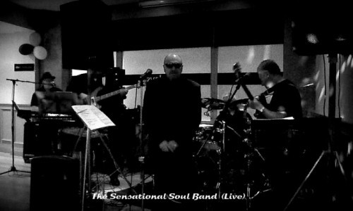 The Sensational Soul Band - Soul / Motown Band