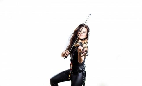 Jessie May Smart - Violinist image
