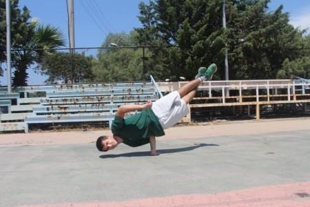 Puchini  - Street / Break Dancer