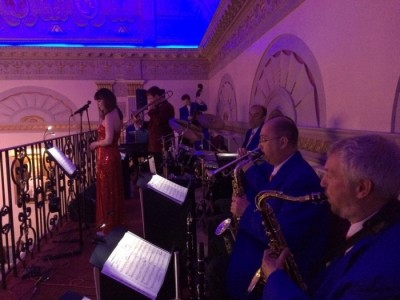 The Chris Mackey Orchestra - Swing Band