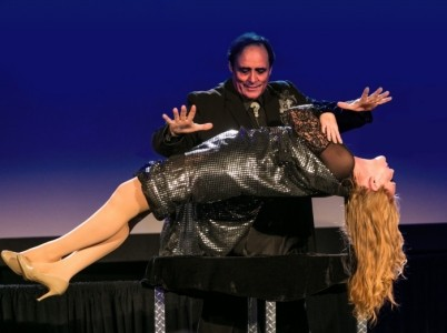The Pure Magic of Dal Sanders - Other Magic & Illusion Act