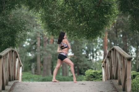 Jenny Strandberg - Female Dancer