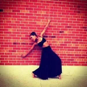 Alix Smith - Female Dancer