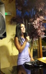 Anna Rizzi - Female Singer
