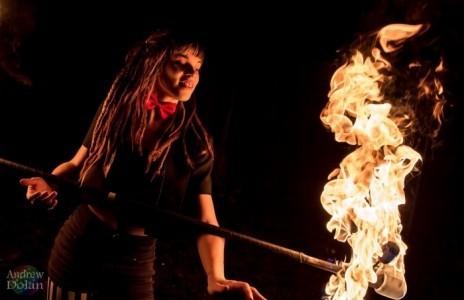Jessica - Fire Performer