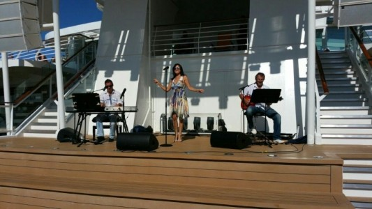 Kaja and The Watermelon Band ( duo, trio,quartet) - Function / Party Band