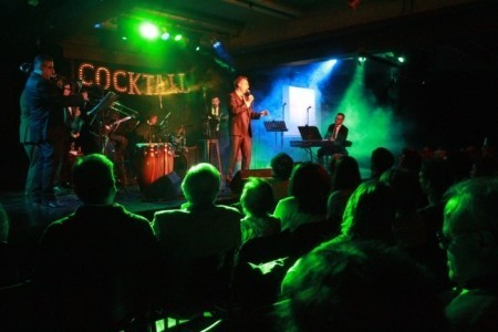 Christian Valverde - Jazz Crooner - Jazz Singer