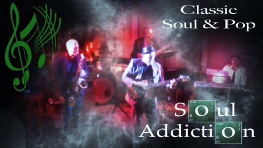 Soul Addiction - Function / Party Band