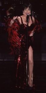 Paula Randell - Shirley Bassey Tribute Act
