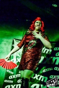 Miss Sasha Blaze - Drag Queen Act