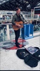 Harry Isitt - Wedding Singer