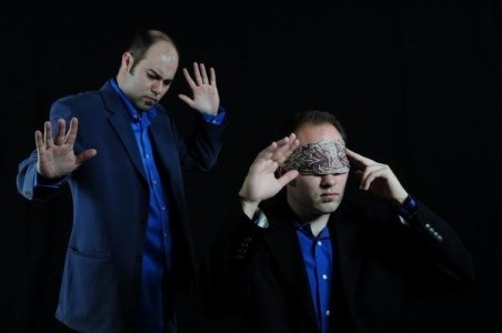 Two Brothers One Mind - Mentalist / Mind Reader