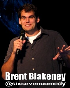 Brent Blakeney - Adult Stand Up Comedian