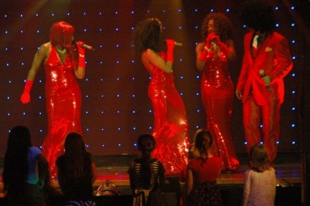 The Authentic Tribute To Boney M - Song & Dance Act