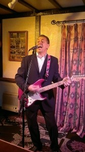 Colin Powell - Guitar Singer