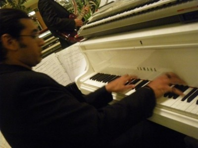 Fernando Matias Barrientos - Pianist / Keyboardist