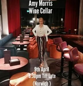 Amy Morris  - Female Singer