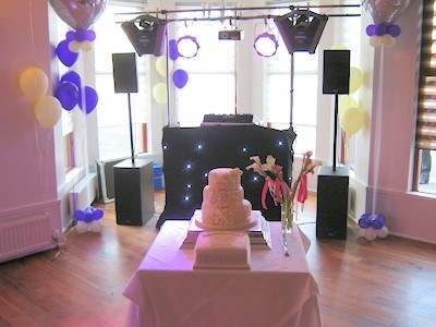 Fife Wedding DJ image