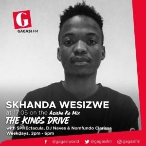 Skhanda We Sizwe - Nightclub DJ