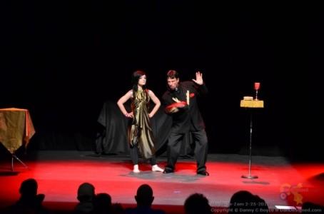 T.A Hamilton - Comedy Cabaret Magician