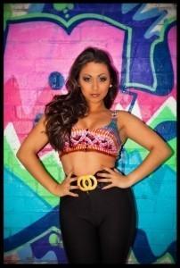 Cherelle Jay - Female Dancer