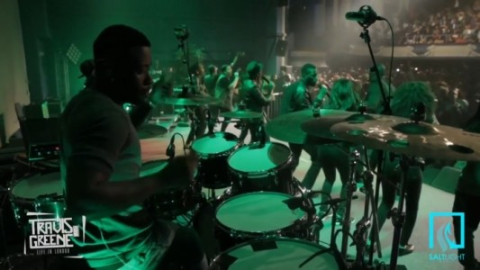 Liam White - Drummer