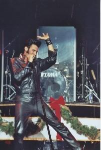Reggie Randolph - Elvis Impersonator
