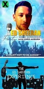 CHRIS AUBURN - Male Singer