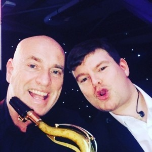 James Banahan  - Saxophonist