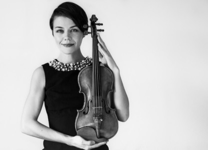 Electric Violin Solo - Violinist