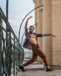 Andrea Gabriele Mortarino - Other Dance Performer