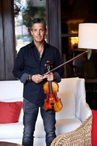Gary Lovini  - Violinist