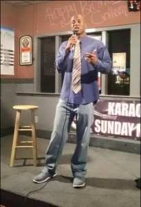 Repo Lakey - Adult Stand Up Comedian
