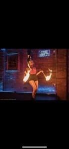 Veronica Jade - Fire Performer