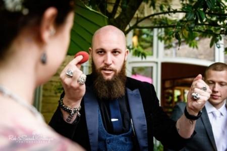 Josh Brett - Close-up Magician