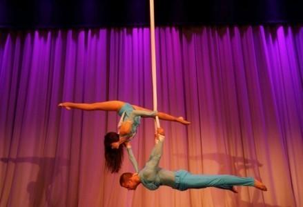 Duo Art Generation - Aerialist / Acrobat