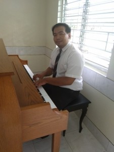spencer aaron L Sangco - Pianist / Keyboardist