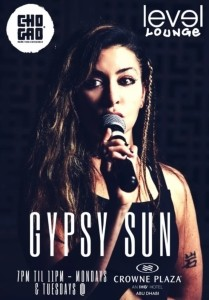Gypsy Sun - Acoustic Guitarist / Vocalist
