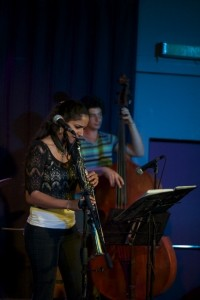 Naomi Sinai - Saxophonist