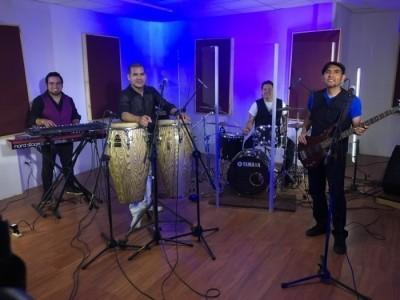 4 FIESTA ( latin band ) - Drummer