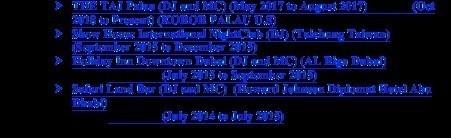 Sheen Martin  - Nightclub DJ