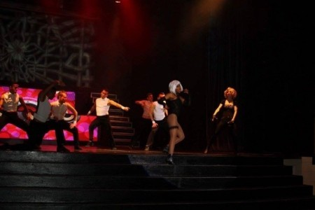 Latino dance show - Other Dance Performer