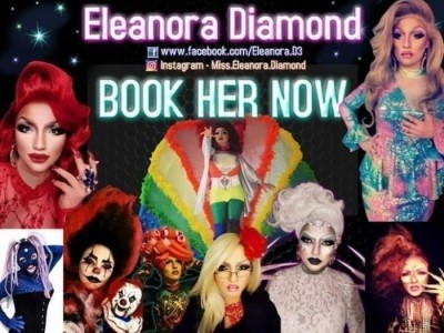 The Epic Drag Extravaganza by Eleanora Diamond  - Drag Queen Act